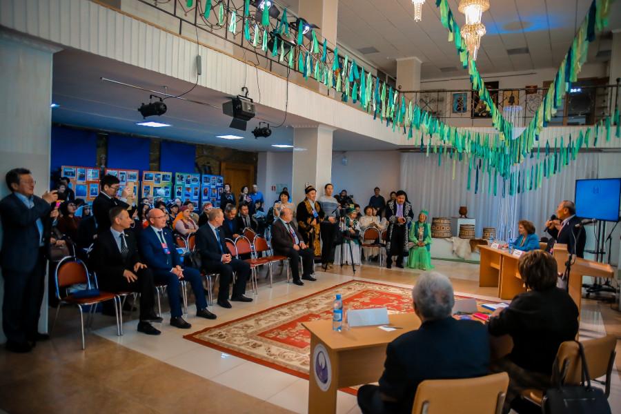 Эксперты из регионов России и Казахстана обсудили вопросы государственной национальной политики