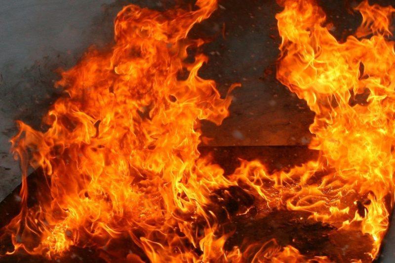 В МЧС напомнили о правилах обращения с огнем