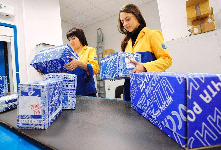 Жители заполярного поселка Чокурдах Якутии не могут дождаться почты