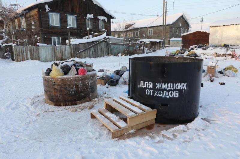 Картинки по запросу Разделяй и вывози. В Якутске не поделили мерзлые отходы