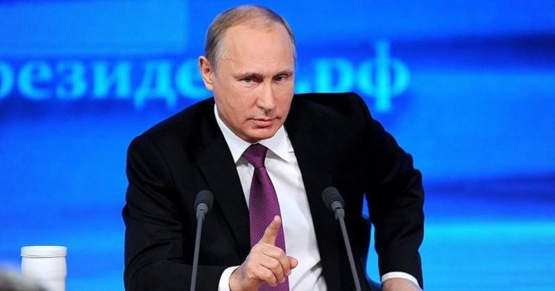 Владимир Путин внёс в Госдуму поправку об ограничении полномочий президента двумя сроками