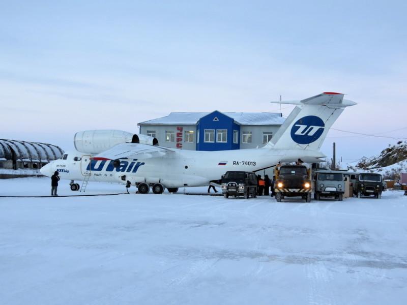 Реконструкцию аэропорта Черский в Якутии завершат в июне 2024 года