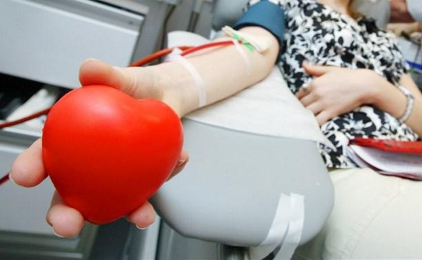 В Тикси продолжается сбор крови для регистра доноров костного мозга
