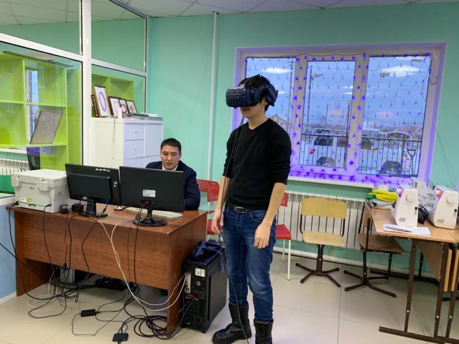 Первый в республике IT-куб откроется в Нюрбе в 2020 году