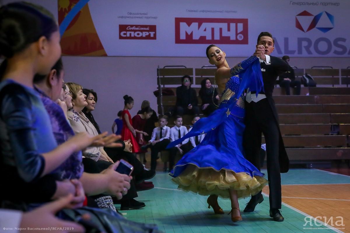 Танец - смысл жизни. Лучшие на первенстве по танцевальному спорту войдут в сборную Якутии