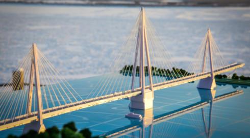 мост через Лену, Ленский мост, проект