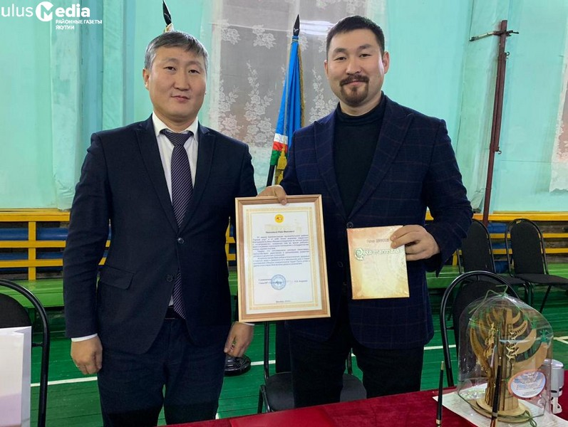 Главы Кобяйского и Горного районов заключили договор о сотрудничестве