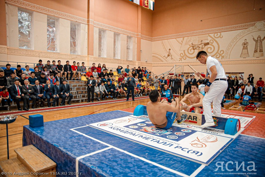 Павел Колобков: Мас-рестлинг имеет все шансы войти в программу Олимпийских игр