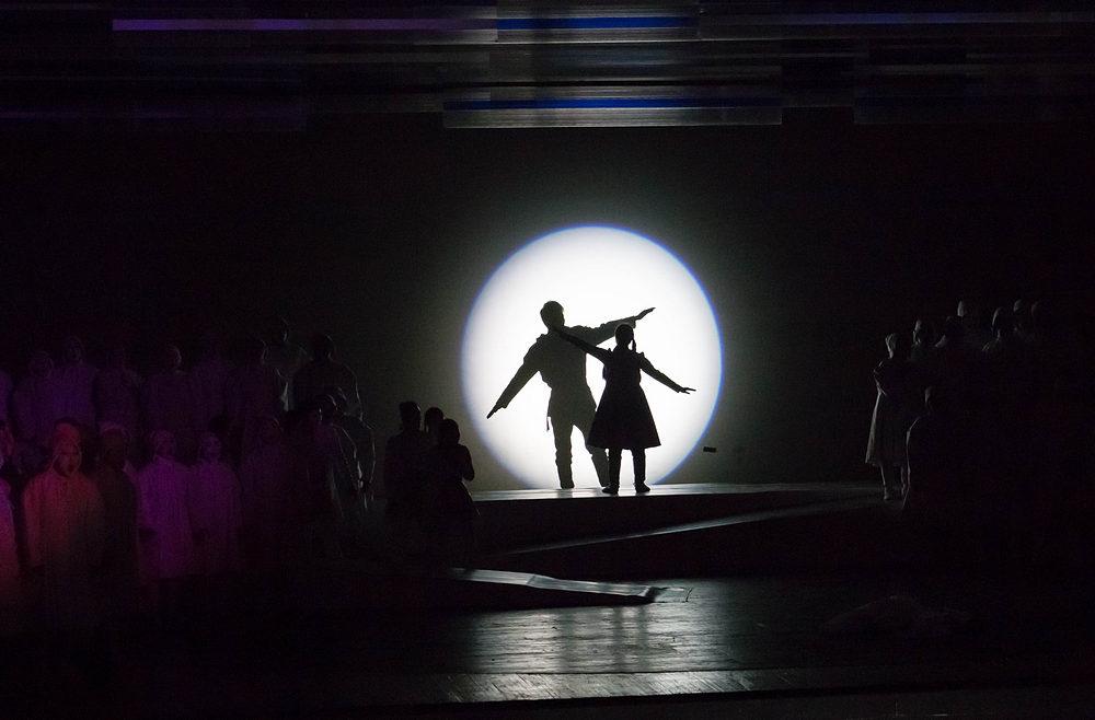 Первая юкагирская опера. В Якутске представили мировую премьеру