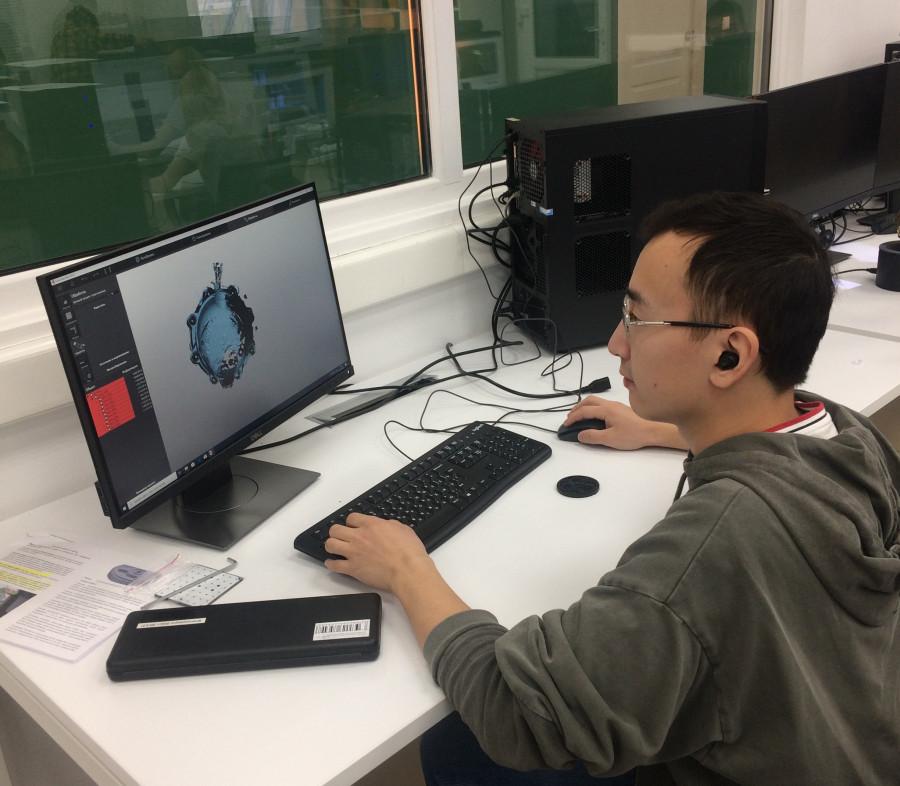 Молодые инженеры соревнуются в университете