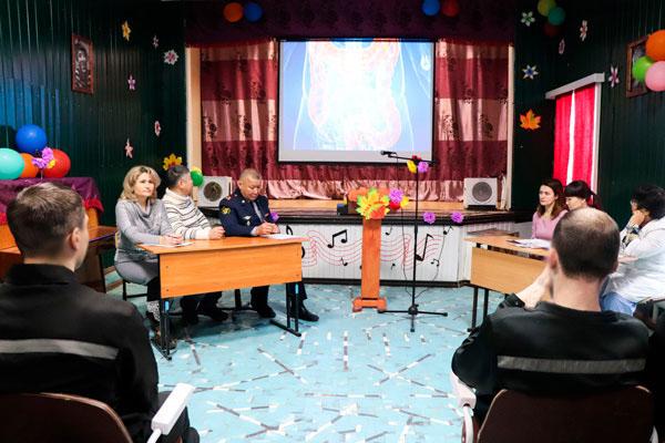 Отучить от вредных привычек. В исправительных колониях Якутии реализуют программу по реабилитации