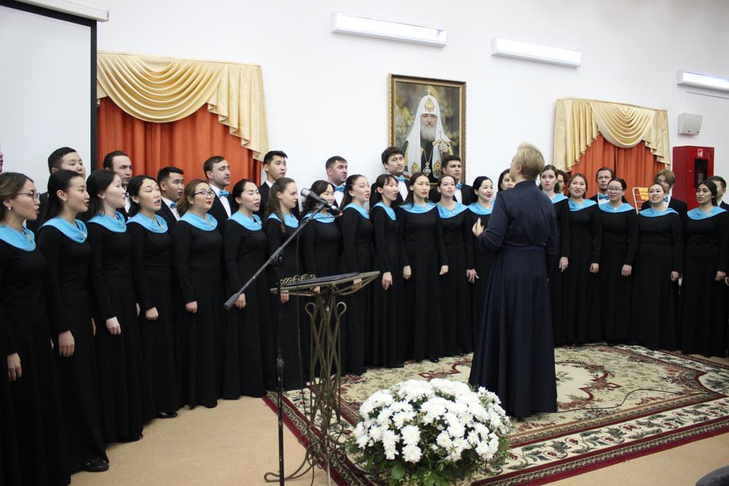 «Великая Победа: наследие и наследники». В Якутске стартовали Рождественские чтения