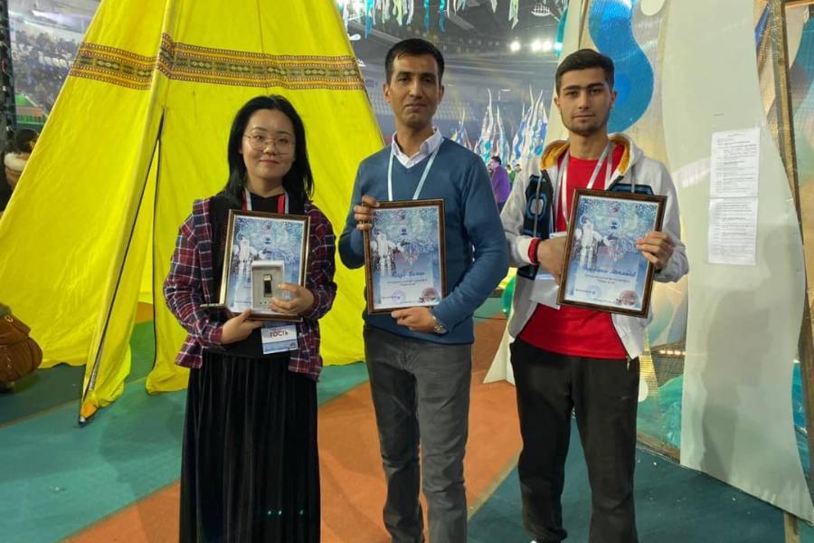 Лучшие фото и впечатления авторов. В конкурсе «Ниже нуля» победили иностранные студенты СВФУ