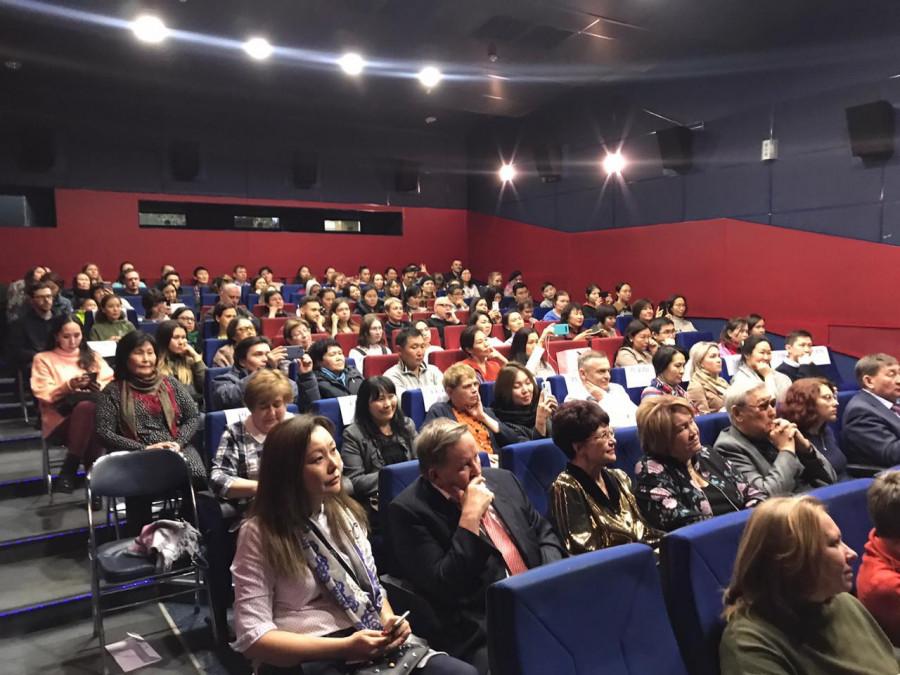 Марафон якутского кино начался в Москве