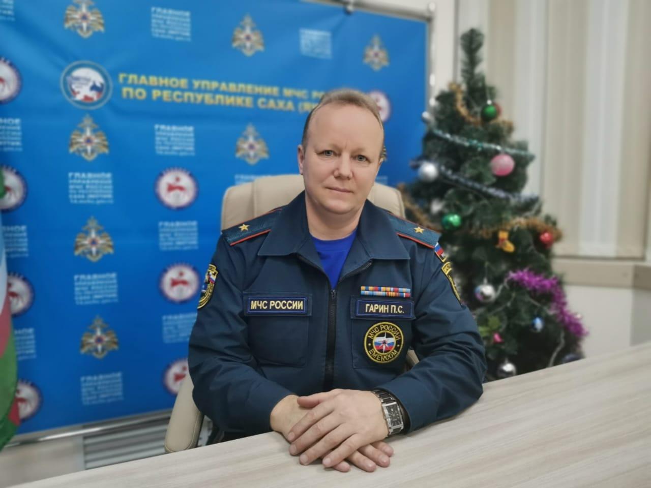 Павел Гарин: Пусть 2020 год станет мирным, успешным и благополучным для каждого якутянина