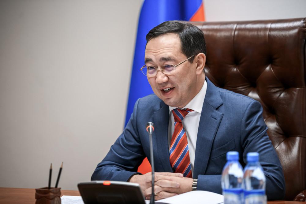 Айсен Николаев: В работе авиапредприятий Якутии есть определенные улучшения
