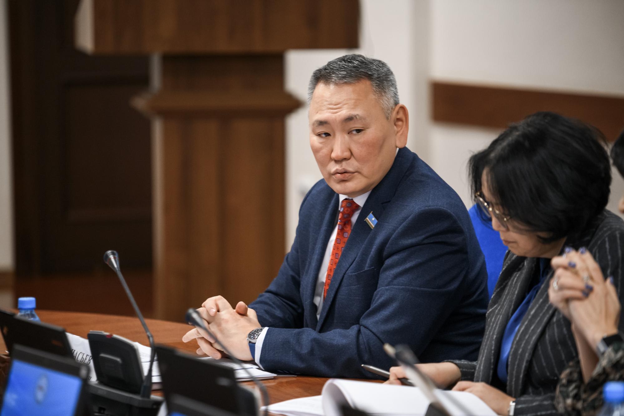 Сахамин Афанасьев выдвинулся на праймериз от Колымо-Индигирского избирательного округа