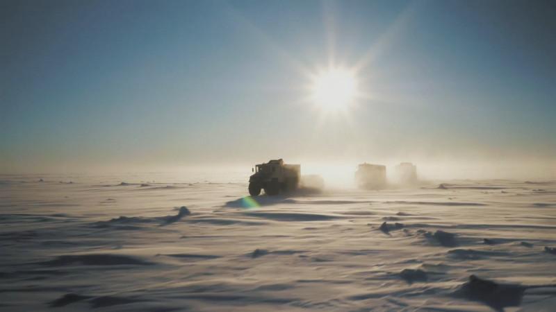 ВИДЕО. 6000 км за 29 дней. Вышел фильм об арктической экспедиции «Север рядом»