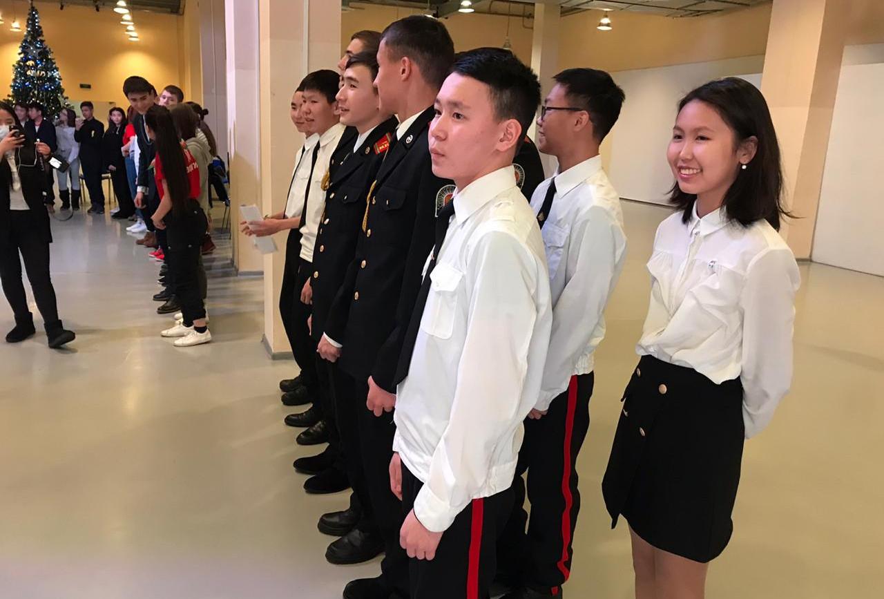 Стоп коррупции. Школьники Якутска сыграли в деловую игру на тему борьбы со взяточничеством