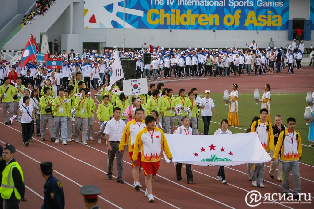 Игры «Дети Азии» могут пройти в Омане в 2020 году