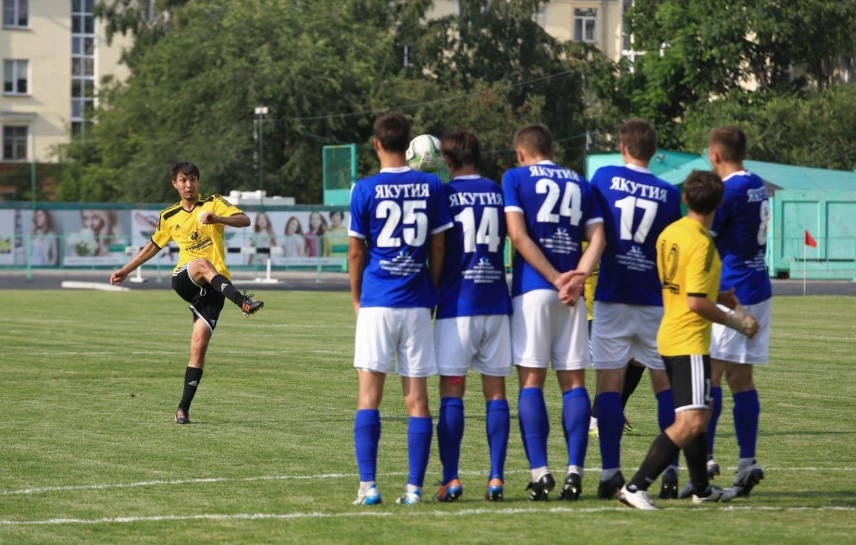 В Якутии может быть воссоздана профессиональная футбольная команда