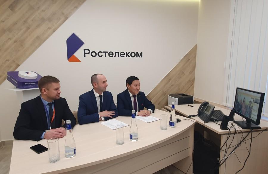 «Ростелеком» строит магистральную ВОЛС в Ленском районе Якутии