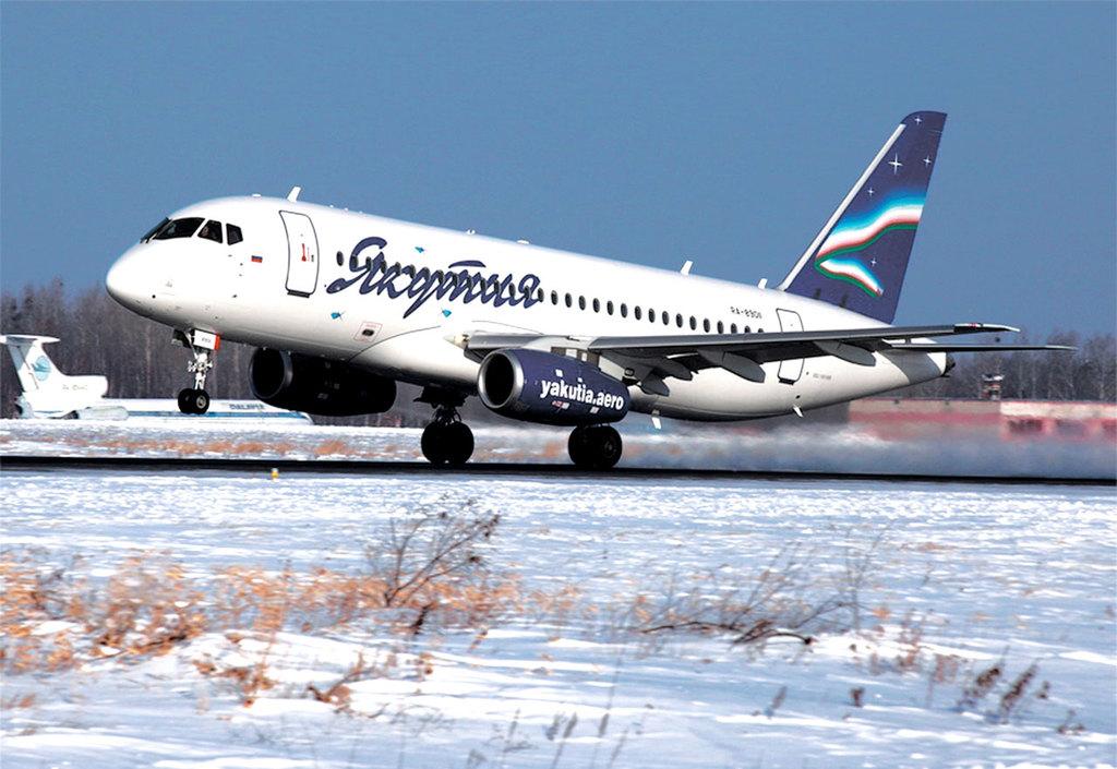 Айсен Николаев: Передача доли авиакомпании «Якутия» сторонним инвесторам не планируется