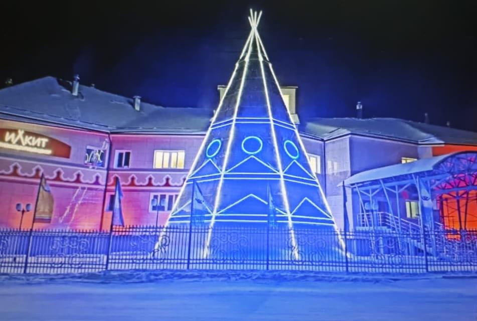 Новый этнокультурный центр построили в Оленьке на средства АЛРОСА