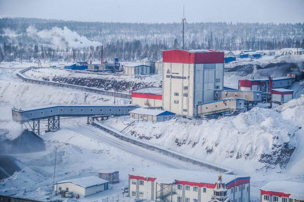 Резидент ТОР «Южная Якутия» увеличит мощность Инаглинской обогатительной фабрики по переработке угля