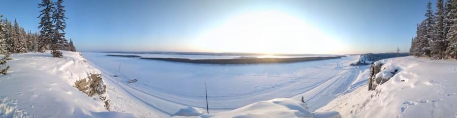 В Якутии проводят ослабление прочности льда