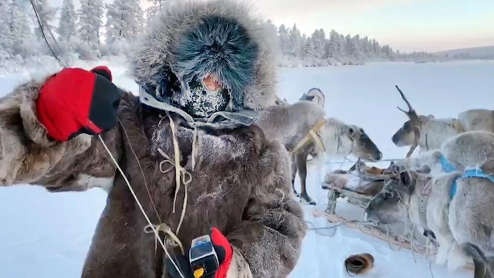 """Быт оленеводов, иглу и нарушение диеты. Первые """"Покорители холода"""" рассказали об экспедиции"""