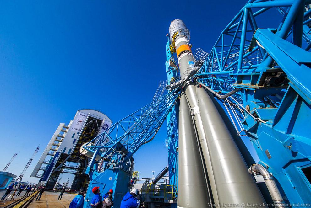 Роскосмос планирует четыре запуска ракет-носителей с космодрома «Восточный»