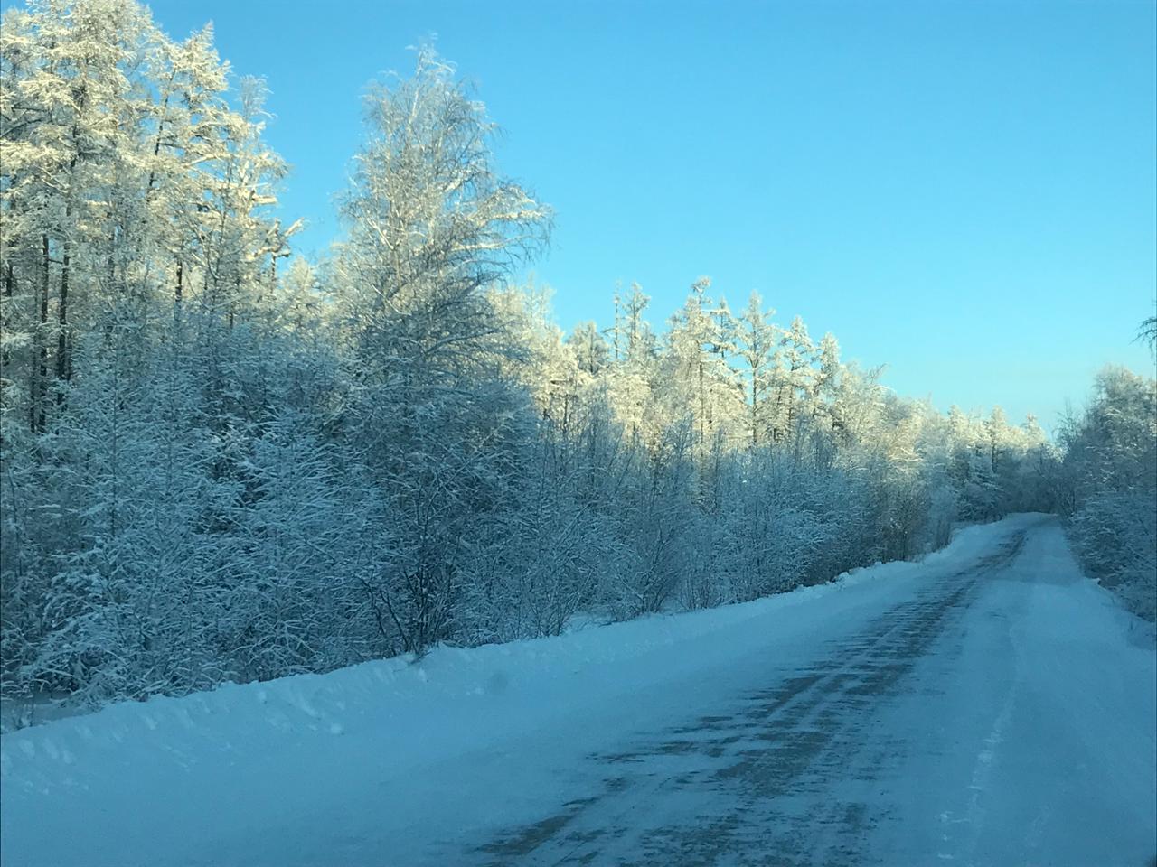 На автодоре «Умнас» появится первый в Якутии пост автоматического весогабаритного контроля