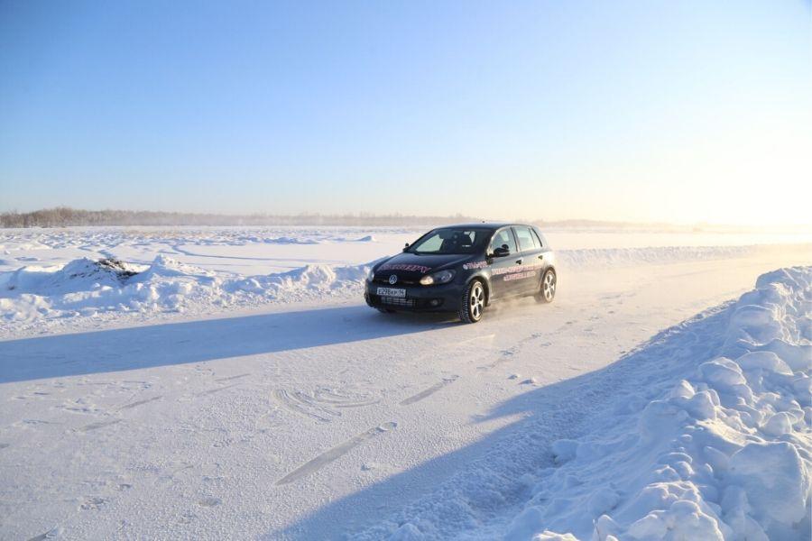 Польза якутского холода. На полигоне СВФУ начался новый этап тестирования шин компании Bridgestone