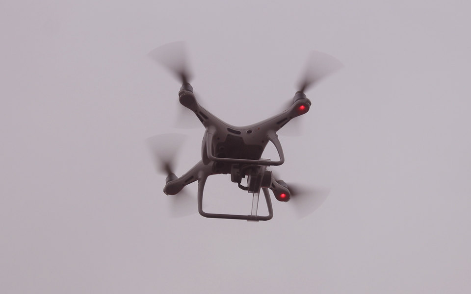 За несанкционированные полёты дронов над массовыми мероприятиями предлагают штрафовать
