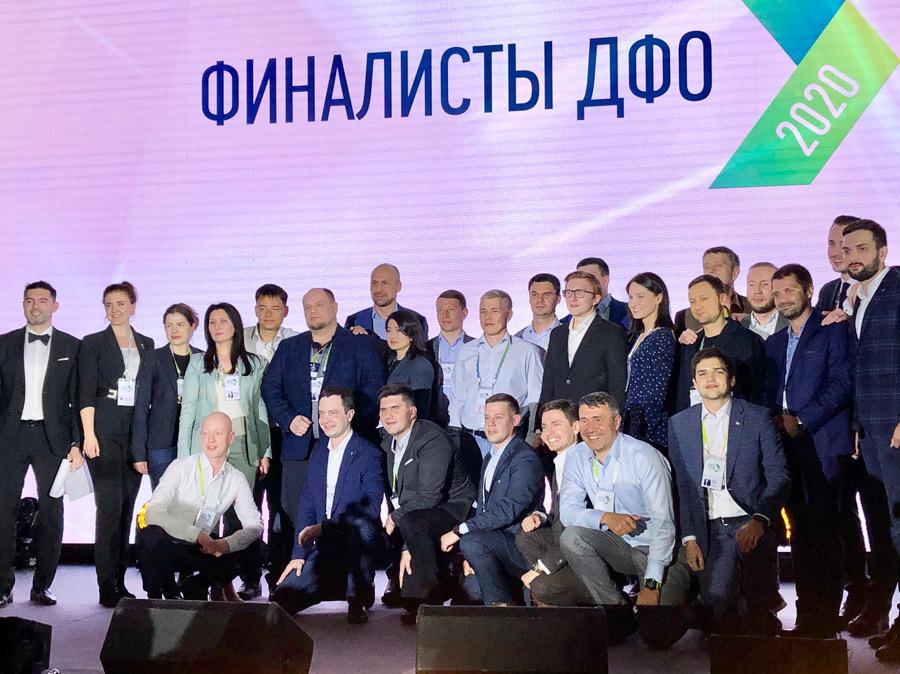 """Трое якутян попали в финал конкурса """"Лидеры России"""""""