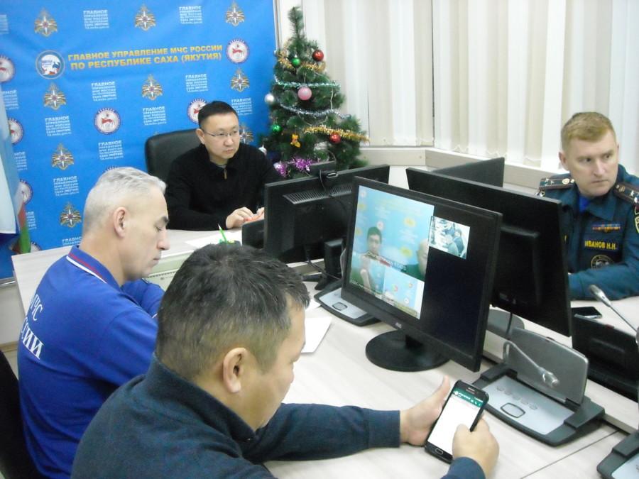 Алексей Колодезников: Централизованное энергоснабжение в заречных улусах будет восстановлено