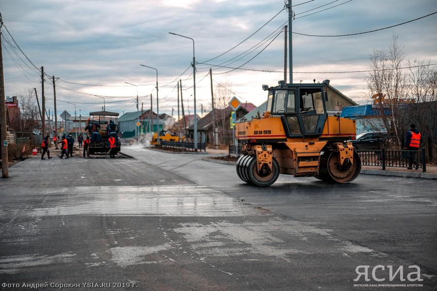 В Якутии в 2021 году отремонтируют и построят около 500 км дорог