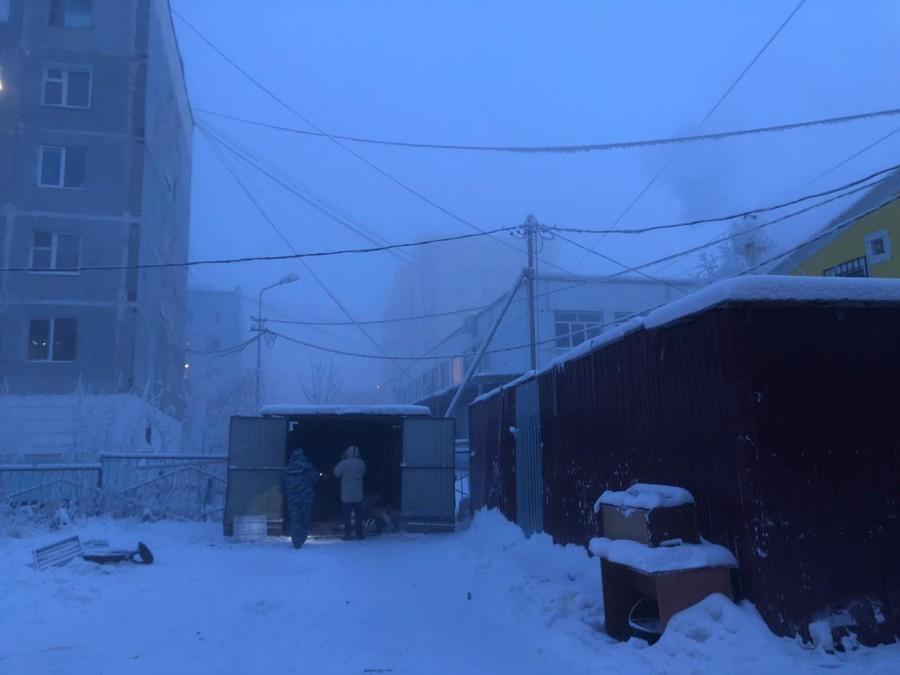 Подозреваемый задержан. Следком расследует дело о гибели женщины в Якутске