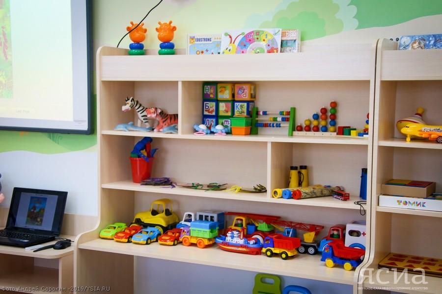 Детские сады с ясельными группами построят в Нюрбинском и Сунтарском районах