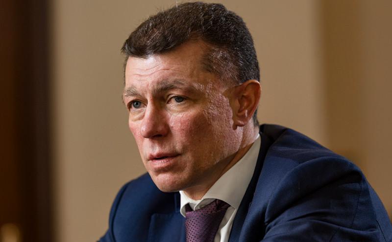 Максим Топилин возглавил Пенсионный фонд России