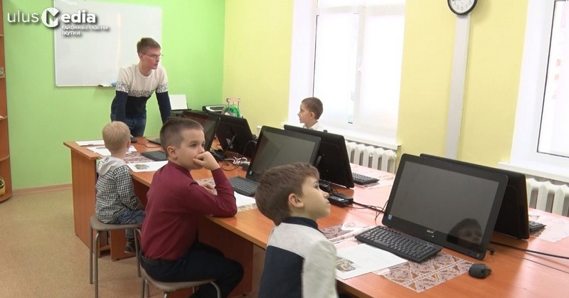 Увлеченность, ставшая делом. В бизнес-инкубаторе Алдана открыли Клуб робототехники для детей
