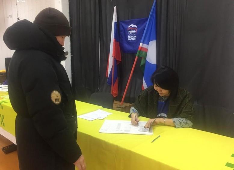 Матвей Евсеев выиграл в предварительном голосовании «Единой России» по Арктическому округу