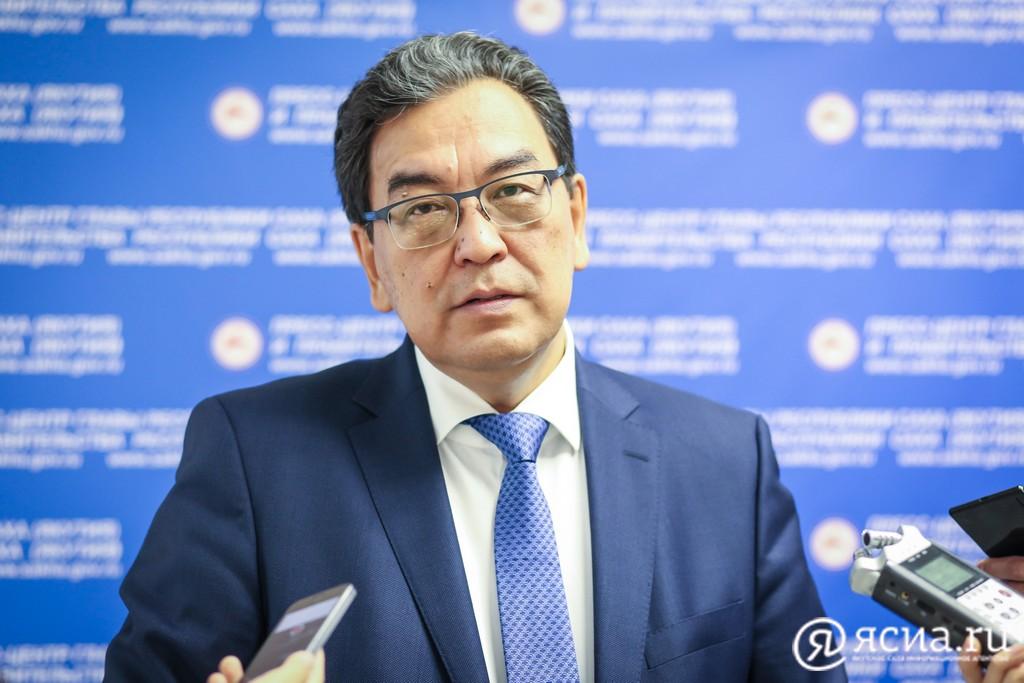 Валерий Жондоров: Якутия входит в десятку регионов с лучшими показателями по объемам налоговых и неналоговых доходов