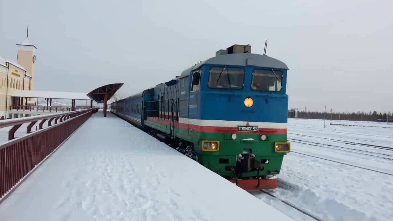 Со станции Нижний Бестях начнет курсировать беспересадочный прицепной вагон до Хабаровска
