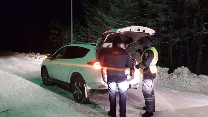 Рейд «Нетрезвый водитель» в Якутии продолжится до 14 января
