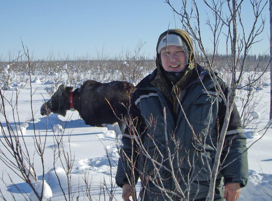 В Якутии начались мероприятия по проведению зимнего маршрутного учёта охотничьих ресурсов
