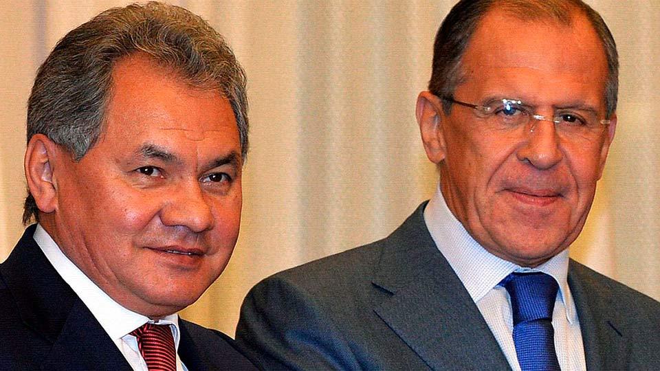 Назначены министры внутренних дел, иностранных дел, обороны, юстиции и глава МЧС России