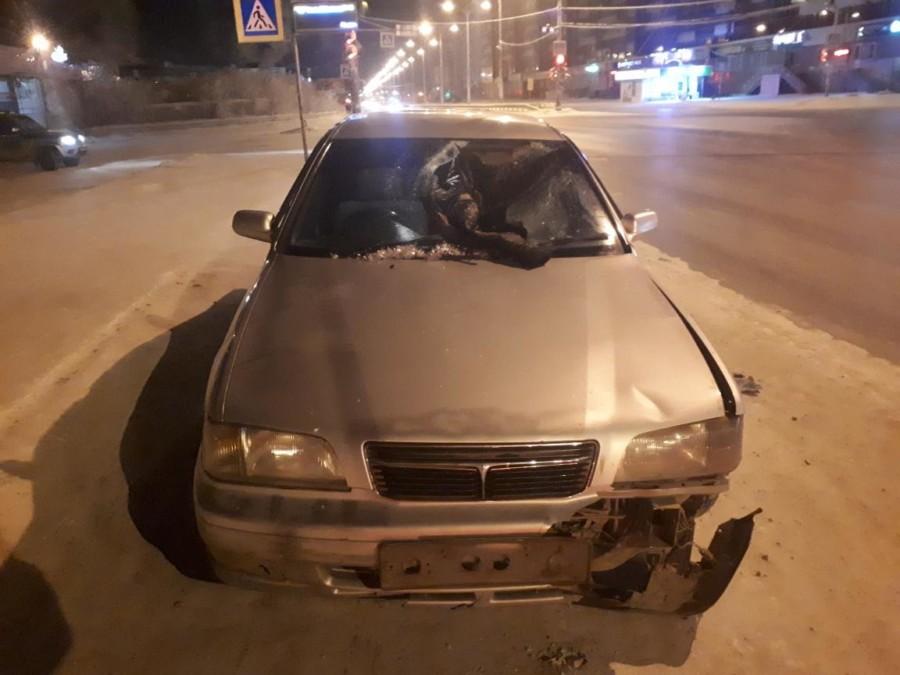 В праздничные дни на дорогах Якутска пострадали два пешехода