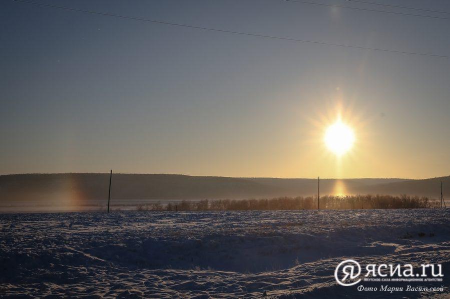 Синоптики в ноябре обещают 30-градусные морозы в Якутии